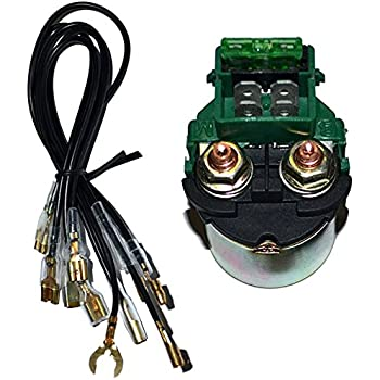 starter solenoid relay for honda gl1200. Black Bedroom Furniture Sets. Home Design Ideas
