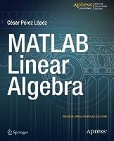 MATLAB Linear Algebra Front Cover