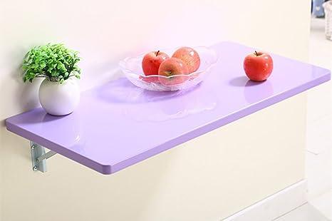 Set Da Scrivania Viola : Tavolo pieghevole a parete zcjb tavolo da pranzo scrivania