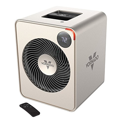 Vornado VMH500 Whole Room Metal Heater with Auto Climate Control and Remote Ceramic Heaters Vornado