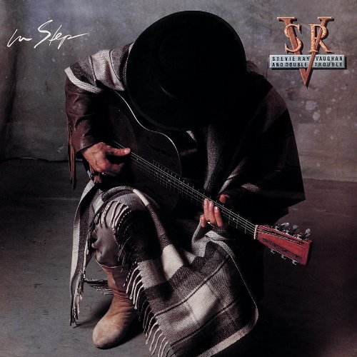 CD : Stevie Ray Vaughan - In Step (CD)