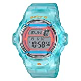 Casio BG169R-2C Baby-G Women's Watch Light Blue 42.6mm Resin