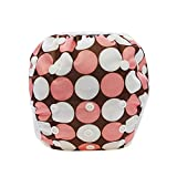 Cideros Waterproof Reusable Swim Diaper One Size Nappy for Babies Infants Leakproof Swimming Shorts Breathable Knitted Fabric Watersport Swimwear -