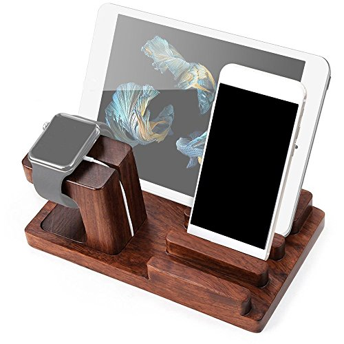 Natural Rosewood Docking Station Bracket product image