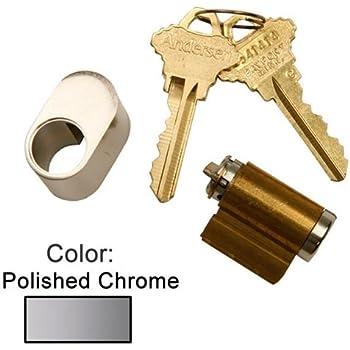 Andersen Hinged Exterior Keyed Lock In Black Color 1988 To