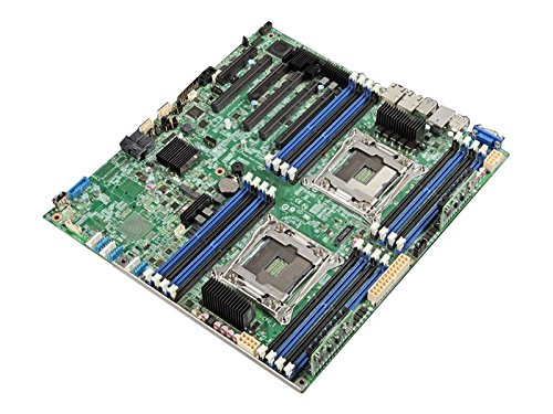 Intel SSI EEB SDRAM LGA 2011-3 Motherboards DBS2600CW2SR by Intel