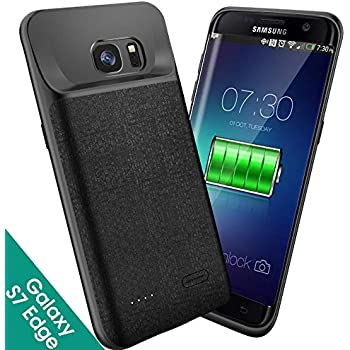 Amazon.com: Never Run Out NRO Samsung Galaxy S7 Edge Battery ...