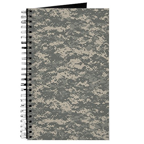 CafePress Digital Camo Spiral Bound Journal Notebook, Personal Diary, Blank
