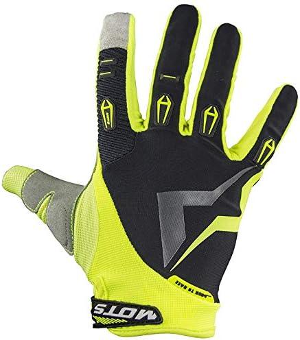 Taglia XL Mots guanti Enduro//Motocross X1 XL Nero//Fluo Nero//Fluo