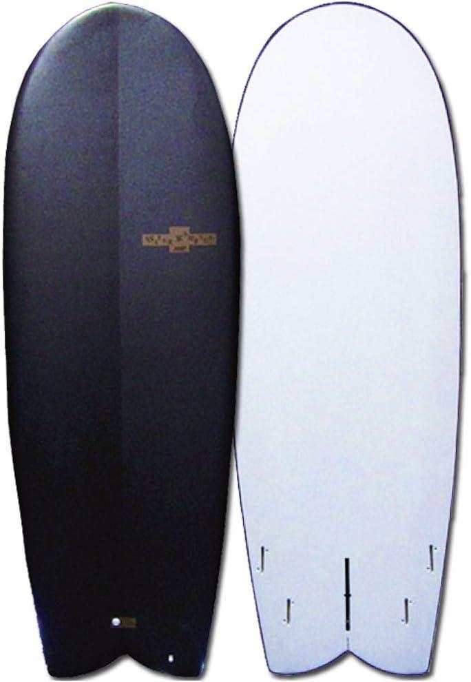 WATER RAMPAGE ウォーターランページ サーフボード BAMBOO SHOOT 5'4 [SOFT BOTTOM] ショートボード ソフトボード フィッシュ スポンジボード