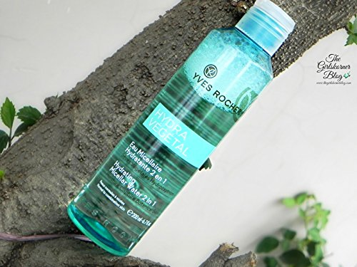 Yves Rocher Hydra Vegetal Toniqe Hydratant Hydrating Toner 200ml by france