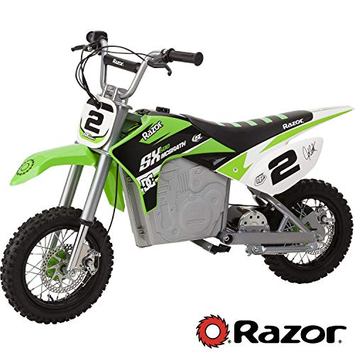 5. Razor Dirt Rocket SX500 McGrath Electric Motocross Bike
