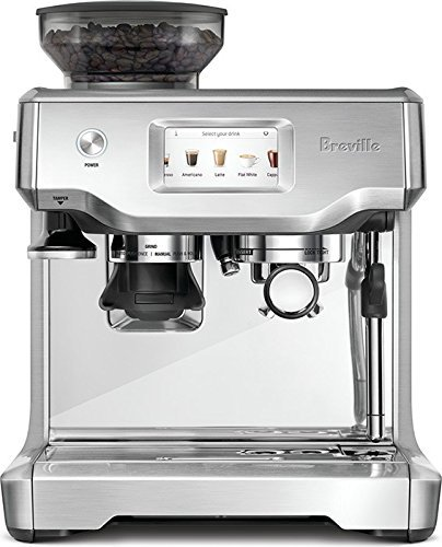 Breville Barista BES880BSS Espresso Machine product image