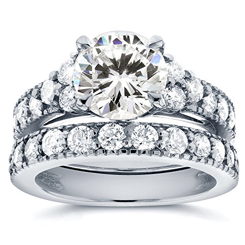 Forever Near Colorless Moissanite Diamond Bridal product image