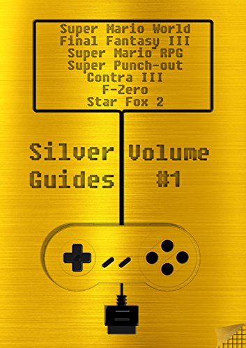 The giant SNES Classic Golden Mega Guide including 20 Games on over 4500 Pages, for each one Level Graphics and Maps , Stats, Cheats, Glitches, Tricks ... (Golden Guides Book 25) (English Edition)
