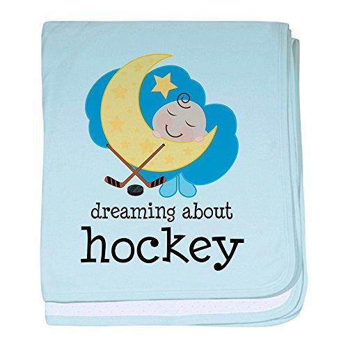 Hockey Baby Blanket - 7