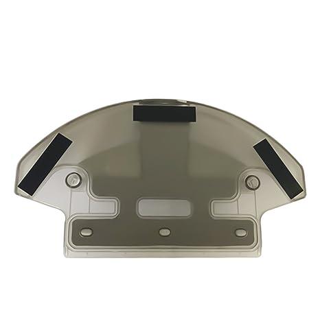 TeKeHom 1x Tanque de Agua + 1x paño de fregona para Ecovacs Deebot DT85G DT85 DT83 DM81 DE35 DR95 DR92 Robot Aspirador Repuestos para Tanque de Agua: ...