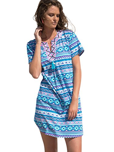 Dress Admas Blue Blue Admas Beachsun Beach Sp77Rq6