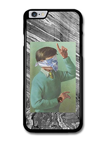 Classic Childrens Book Illustration with added Tattoos and Skull Bandana case for iPhone 6 Plus 6S Plus