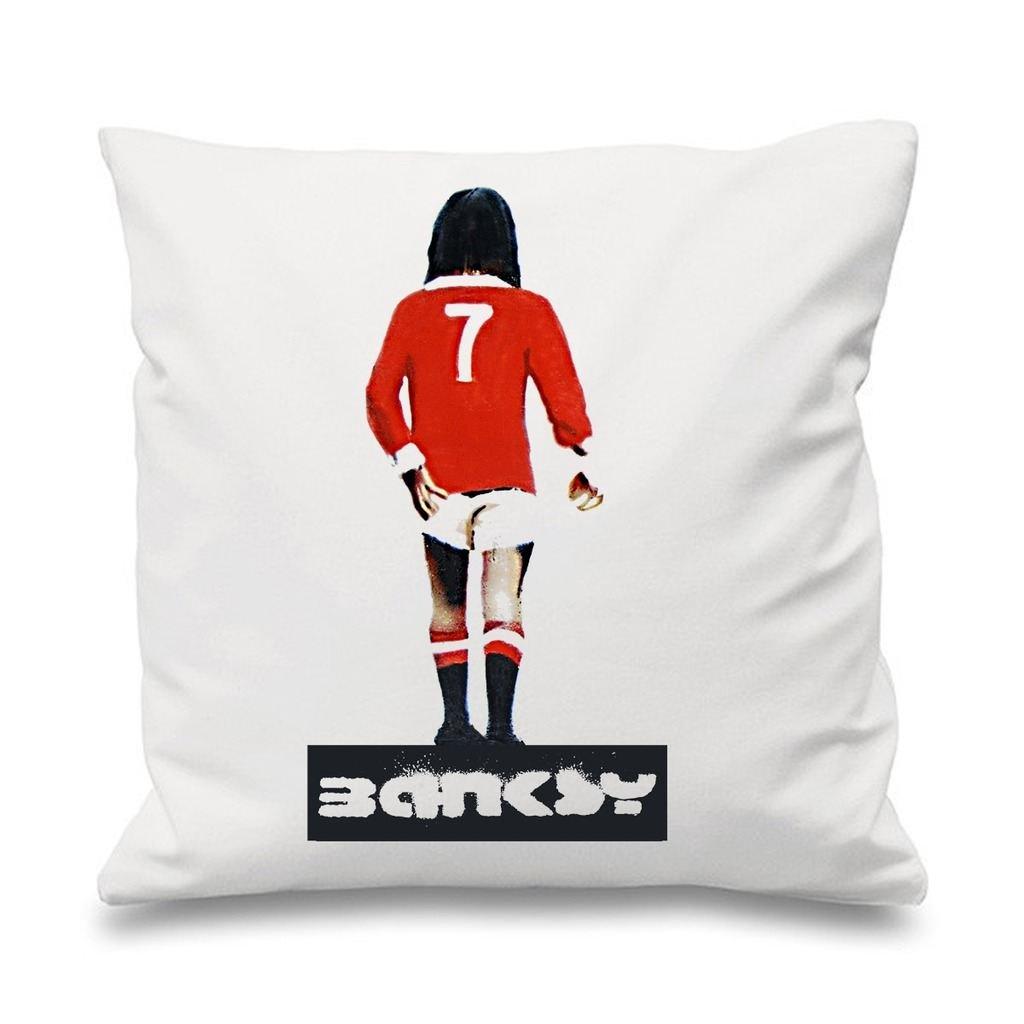 Amazon.com: Tribal T-Shirts Banksy de George Best 18