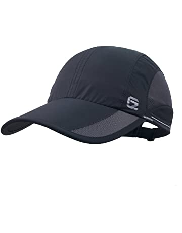 0eaf326d5b9 GADIEMKENSD Unstructured Baseball Cap Quick Dry Sports Hat Lightweight  Breathable …