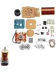 Raitron DIY Música Tesla Bobina Módulo Kit ZVS Tecnología Física Electrónica Pequeña Tesla Piezas de Repuesto