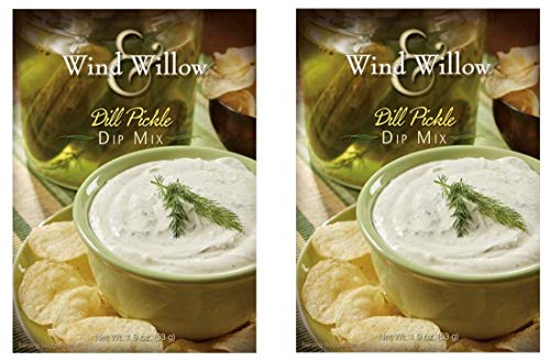 Wind & Willow Dill Pickle Dip Mix - Pack of 2