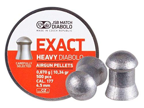 JSB Predator International Diabolo Exact Heavy (546267-500)