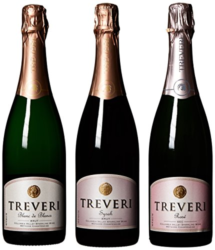 "Treveri Cellars ""Shades of Bubbly"" Mixed Pack, 3 x 750 mL"