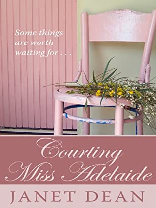 book cover of Courting Miss Adelaide