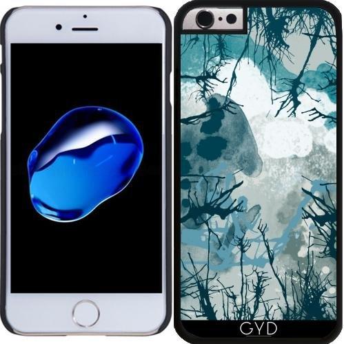 Coque pour Iphone 6 Plus (5,5'') - Arbre Abstrait Bleu by les caprices de filles