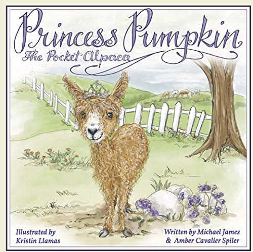 Princess Pumpkin the Pocket Alpaca