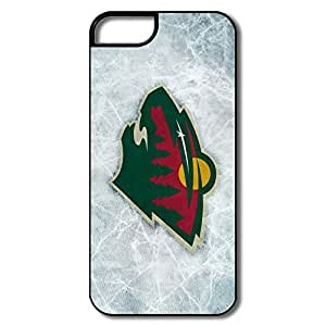Alice7 Minnesota Wild Case For Iphone 5,Classic Iphone 5 Case wangjiang maoyi