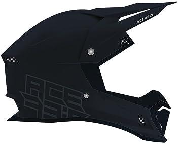 Acerbis 0022821.091.069 Casco, Negro, XL