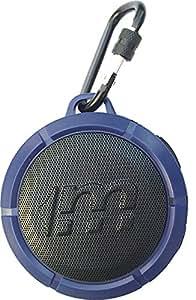 Malektronic Hat Trick Bluetooth Waterproof Speaker - Bolts Blue