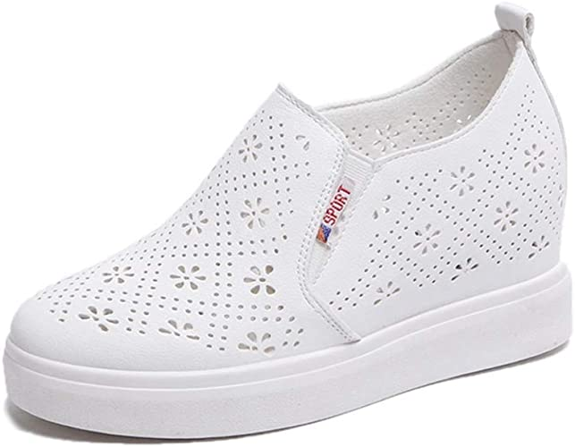 Women Casual White Shoes Spring Summer