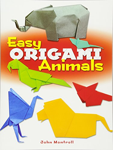 Easy Origami Animals (Scrapbook Storage Ideas)