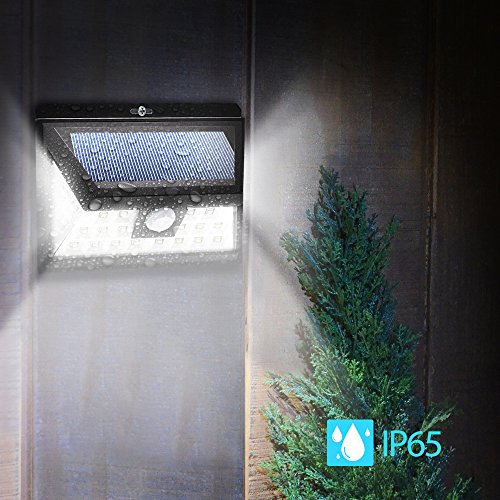 Solar Lights Za: Litom 24 LED Solar Lights Outdoor Motion Sensor Solar