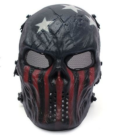 Captain America Helmet For Sale - 6