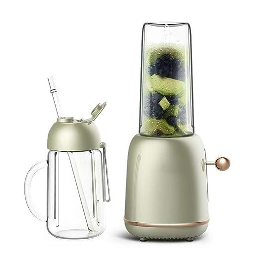 Exprimidor eléctrico, licuadora 500 ML Multifuncional Fruta ...