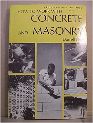 image for How to Work with Concrete and Masonry