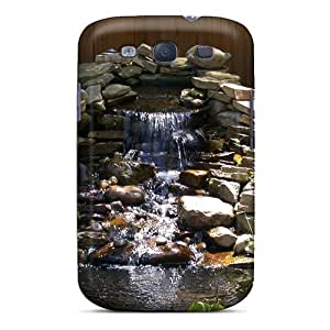 Shock-dirt Proof Rock Waterfall Case For Sumsung Galaxy S4 I9500 Cover