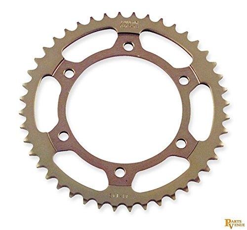Sunstar Honda Sprockets - Sunstar Rear Sprocket 50T Aluminum For Honda XL XR Yamaha WR YZ 5-359250 5359250