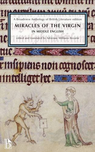 Miracles Of Virgin In Middle English