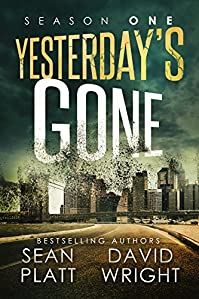 Yesterday's Gone by Sean Platt ebook deal