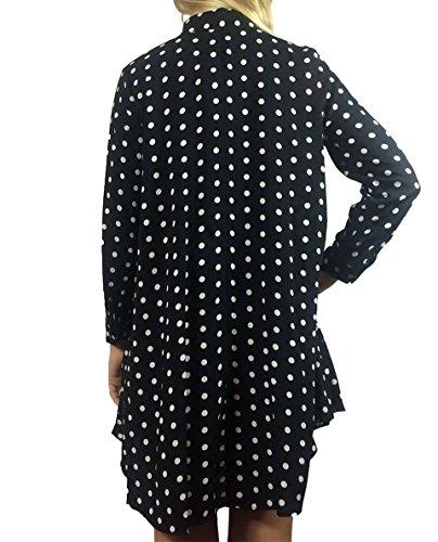 Zara Femme Robe imprimée pois 3198/243