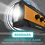 FosPower [2020 Upgraded Version] 4000mAh Emergency
