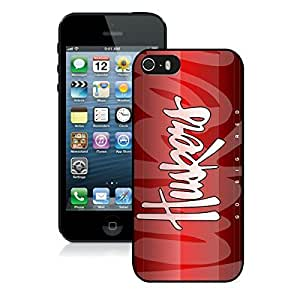 Ncaa Big Ten Conference Football Nebraska Cornhuskers Black Case For Iphone 6 4.7 Inch Cover Genuine Custom Cover
