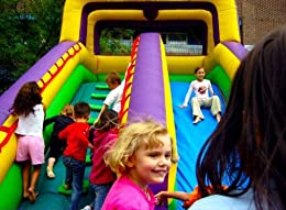 Bounce House Rental Service Start Up Business