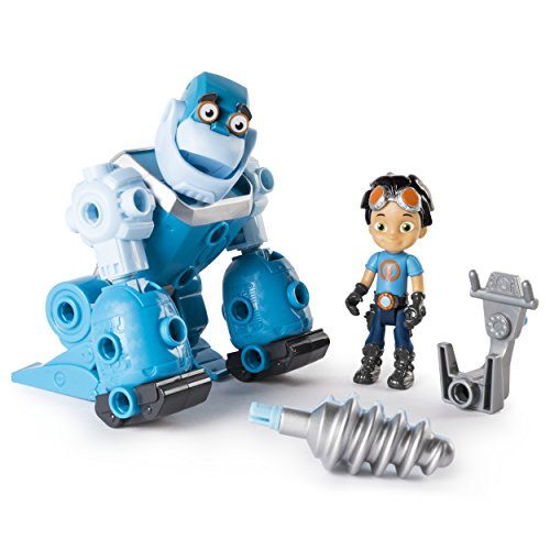 Rusty Rivets - Botarilla Creature Build with Rusty Figure, For Ages 3 & Up